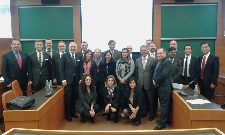Зустріч Міжнародних центрів компетенції з питань ППП Європейської Економічної Комісії ООН та представників Ділової Консультаційної Ради ЄЕК ООН