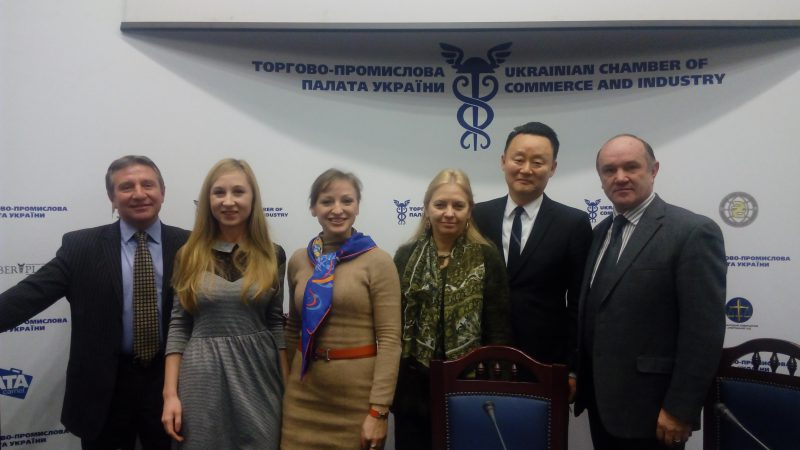 "On December 15-16, 2015 in the premises of the Chamber of Trade and Commerce of Ukraine took place a training seminar ""PPP as an instrument of investment attraction"""