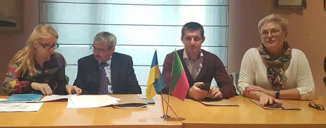 13-18 листопада 2016 року відбувся візит української делегації до м. Барселона (Іспанія) з метою розвитку співробітництва сторін у трансформації міст у сталі та розумні
