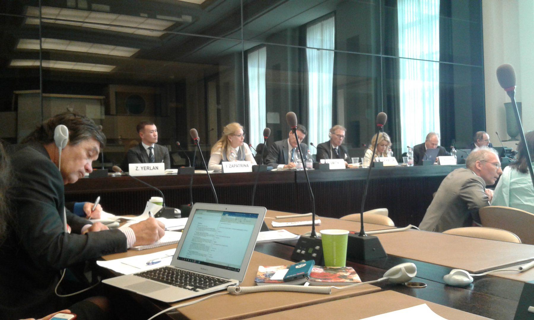 26 березня 2018 року у м. Женева (Швейцарія) відбулася Експертна зустріч з питань ППП, орієнтованих на людину (People-first PPPs): Виклики та заходи в контексті Цілей сталого розвитку ООН, організована Центром компетенції з питань ППП при ЄЕК ООН