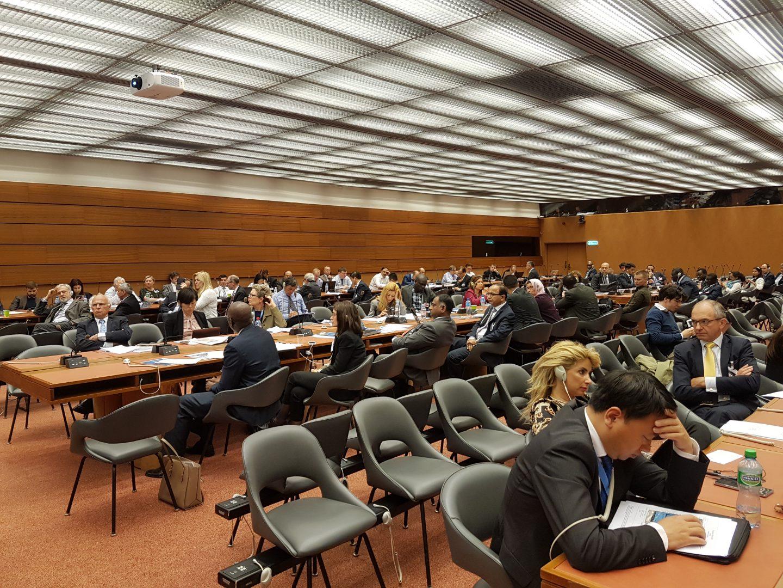 25-27 березня 2019 року в Женеві відбулося засідання Комітету ЄЕК ООН з інновацій, конкурентоспроможності та публічно-приватного партнерства