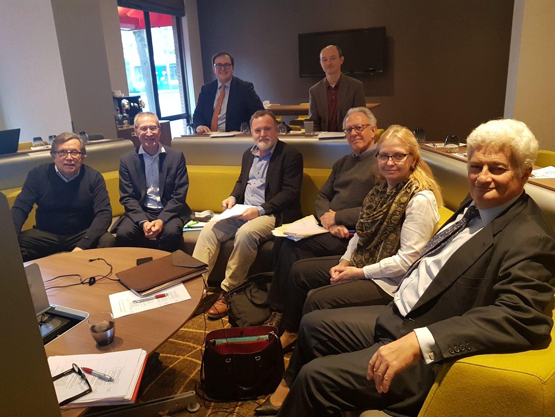 17-18 січня в Лейденському університеті, місто Амстердам,  відбулася нарада з розробки Модельного закону про концесії ЄЕК ООН  Засновник Академії Ірина Запатріна взяла участь у зустрічі як член робочої групи.