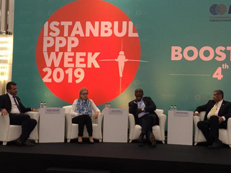 30 жовтня -2 листопада 2019 р. у м. Стамбул (Туреччина) відбувся  Тиждень публічно-приватного партнерства