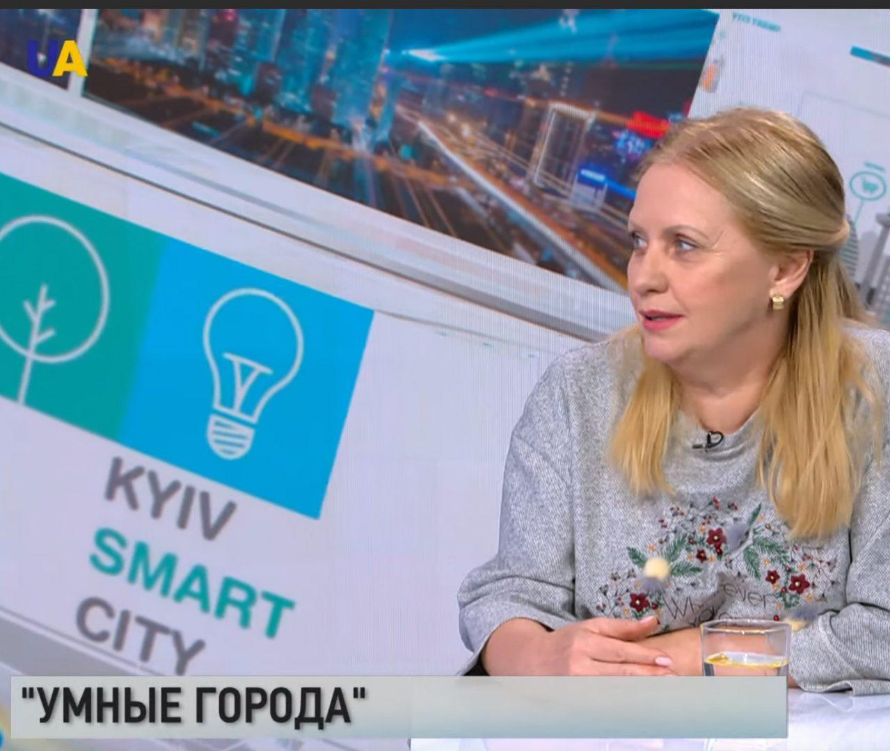 Опубліковано інтервью Засновника Академії Ірини Запатріної на каналі UATV