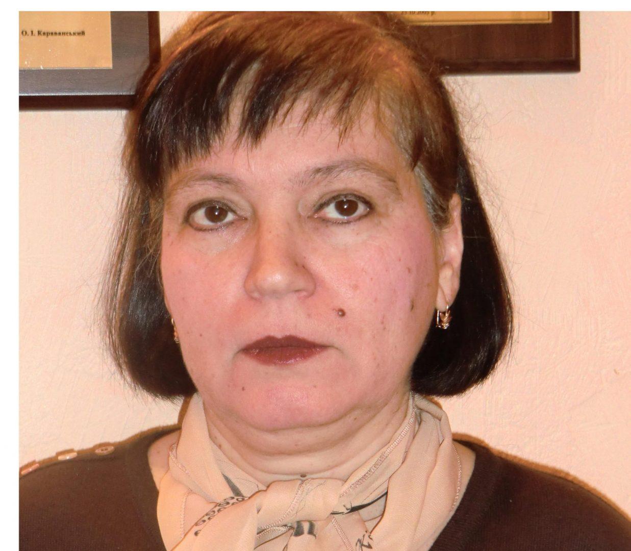Tetiana Lebeda