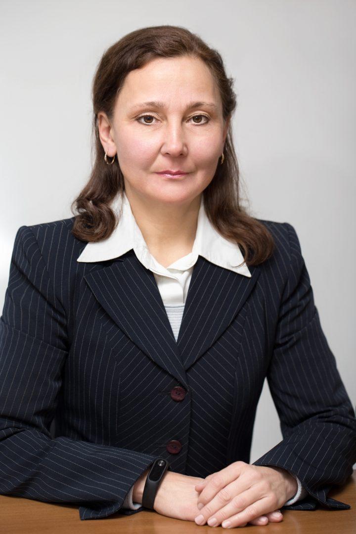 Oksana Panchenko