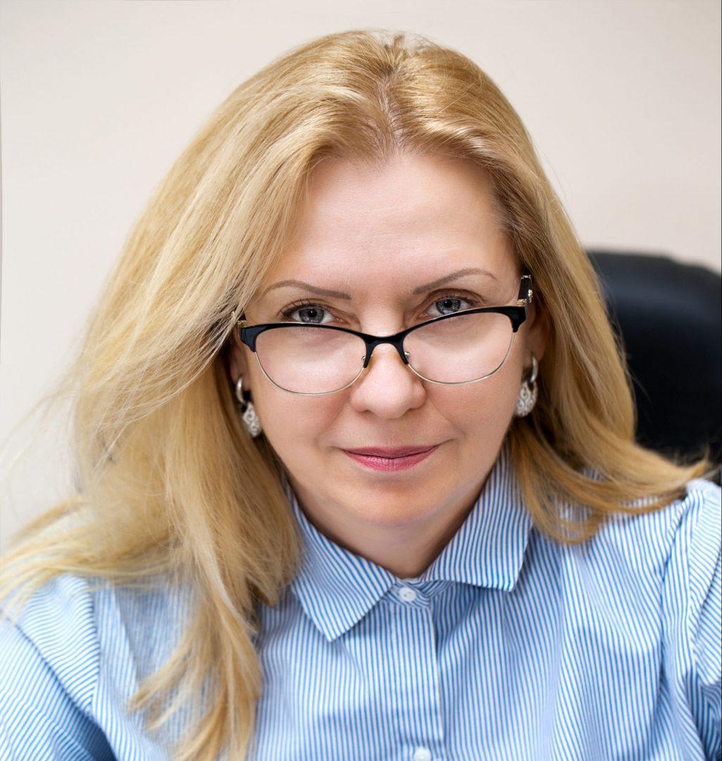 Iryna Zapatrina
